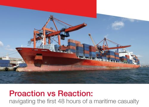 Navigate Response hosts marine casualty response seminar for HK shipping market