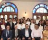 Indian Register of Shipping awards law students of Mumbai University with Shri S Venkiteswaran Prizes in Law