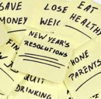 New Year's resolutions: Making, keeping and breaking them