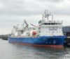 Babcock Schulte Energy's Gas Supply Vessel – Ready for Business