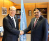 Mr. Arun Sharma, Executive Chairman, IRClass Meets with IMO Secretary General
