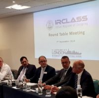 Indian Register of Shipping (IRClass) makes a mark in London International Shipping Week